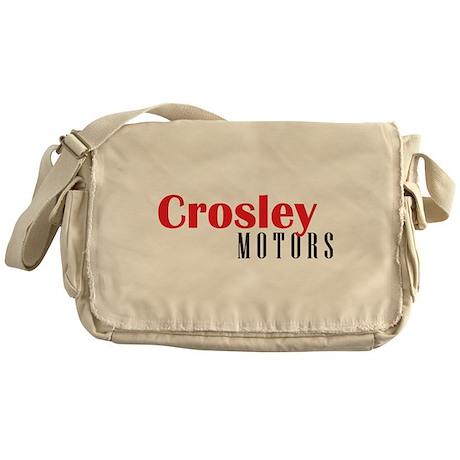 Crosley Motors Messenger Bag