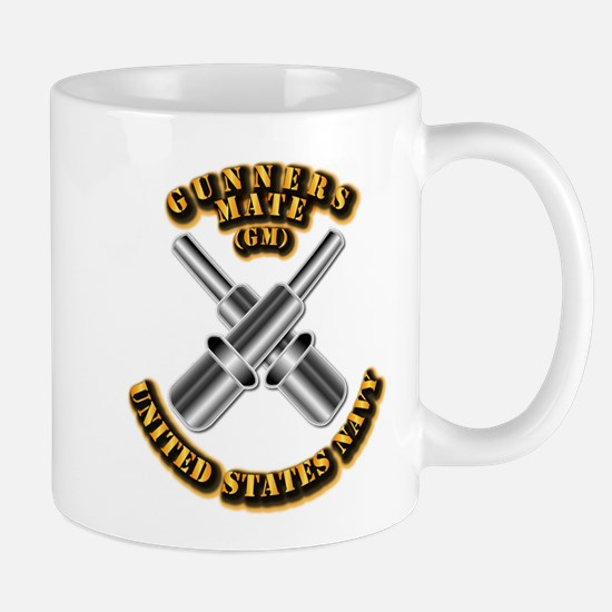Navy - Rate - GM Mug