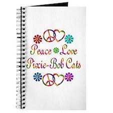 Pixie-Bob Cats Journal