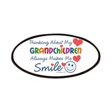 I Love My Grandchildren Patches