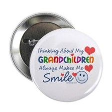 "I Love My Grandchildren 2.25"" Button"