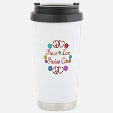 Persian Cats Stainless Steel Travel Mug