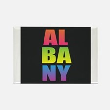 Albany Black Rainbow Magnets