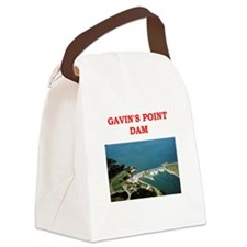 POINTGAVINS[P.png Canvas Lunch Bag