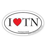 I Love Tennessee Sticker