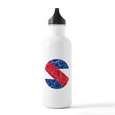 Uruguay Roundel Water Bottle