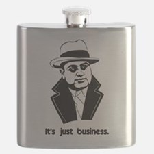 Its just business Flask
