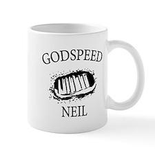 Godspeed Neil Armstrong Tribute Mug