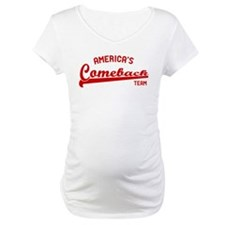 Comeback Team Romney 1 Shirt