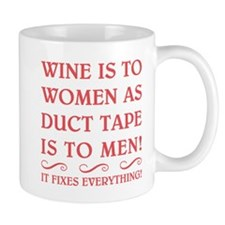 WINE IS FUSCHIA.png Mug