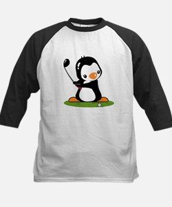 I Like Golf (2) Kids Baseball Jersey
