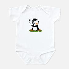 I Like Golf (2) Infant Bodysuit