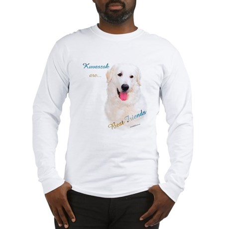 Kuvasz Best Friend Long Sleeve T-Shirt