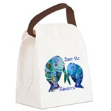 Manatee Lunch Bags