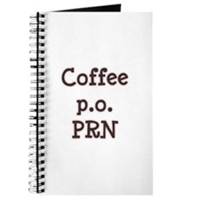Coffee PO PRN Journal