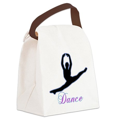 Dance-1.png Canvas Lunch Bag