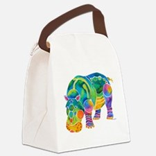Hippo4DksZ.png Canvas Lunch Bag