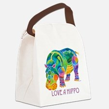 LoveAHIPPO-11Z.png Canvas Lunch Bag