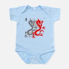 OYOOS Dragon design Infant Bodysuit