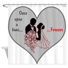 OYOOS Wedding design Shower Curtain