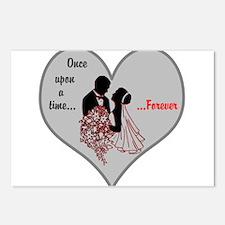 OYOOS Wedding design Postcards (Package of 8)