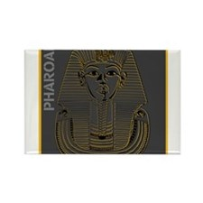 OYOOS Pharoah design Rectangle Magnet
