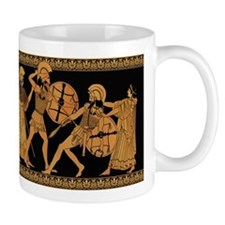 Achilles Slaying Hector Mug