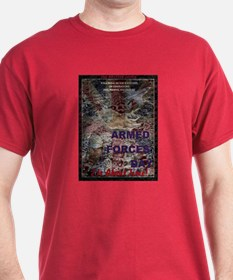UK Armed Forces Day T-Shirt