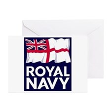 Royal Navy Greeting Cards (Pk of 10)