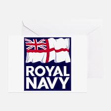 Royal Navy Greeting Cards (Pk of 10)