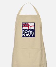 Royal Navy BBQ Apron