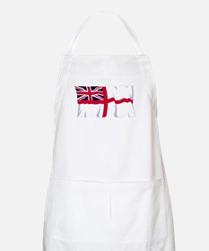 Royal Navy Poster Apron