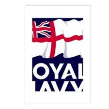 Royal Navy Postcards (Package of 8)
