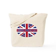 Union Jack AF Day Tote Bag