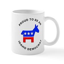 Idaho Democrat Pride Mug