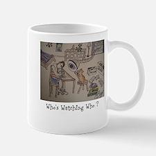 DELMAR - Whos Watching Who ? Mug