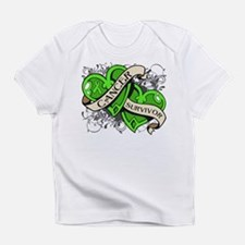 Non-Hodgkin Survivor Infant T-Shirt