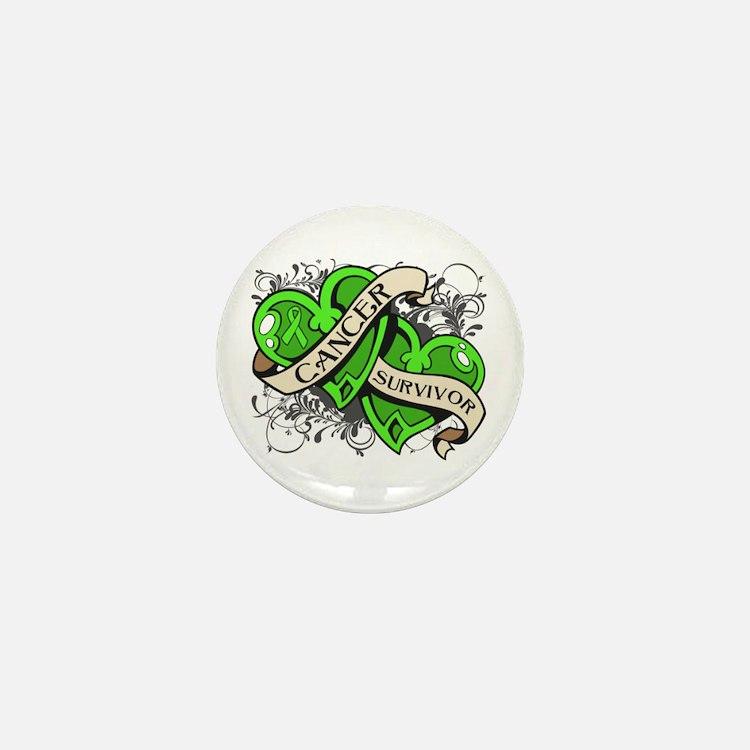 Non-Hodgkin Survivor Mini Button