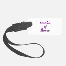 Matron of Honor Simply Love Luggage Tag
