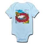 OYOOS Travel Vacation design Infant Bodysuit
