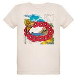 OYOOS Travel Vacation design Organic Kids T-Shirt