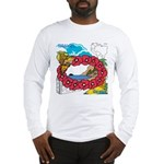 OYOOS Travel Vacation design Long Sleeve T-Shirt