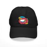 OYOOS Travel Vacation design Black Cap