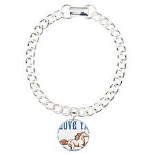 OYOOS Horse Love Ya design Bracelet