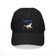 OYOOS Horse Love Ya design Baseball Hat