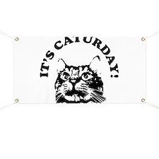 It's Caturday! Banner