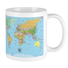 the small world Mug