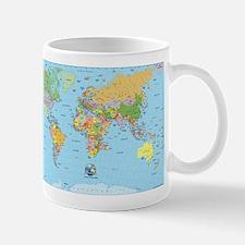 the small world Mug