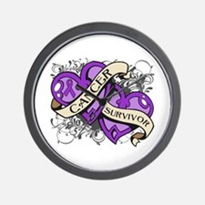 Pancreatic Cancer Survivor Wall Clock