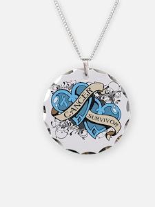Prostate Cancer Survivor Necklace
